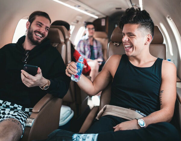 Rudy Mancuso & Alesso collaborate in viral video