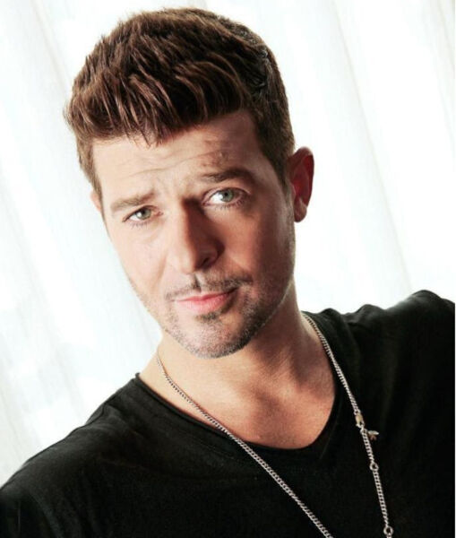 Robin Thicke makes grand return with the release of his eighth studio album