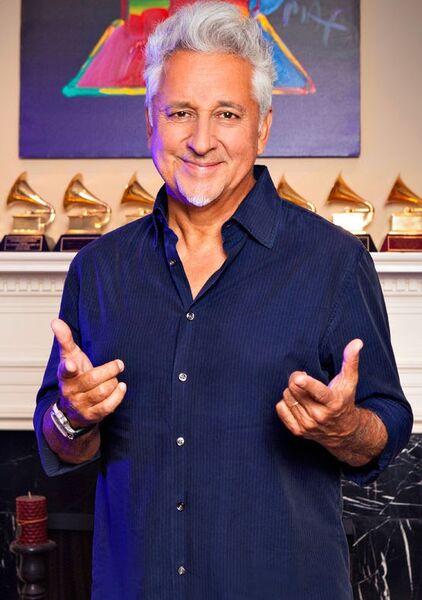 Humberto Gatica, the man behind the music
