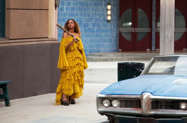 Beyonce celebrates the 5th anniversary of her landmark album: 'Lemonade'