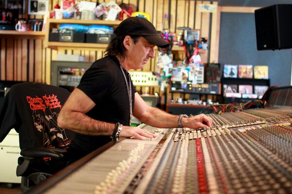 Chris Lord-Alge Remix to Be Featured on New Goo Goo Dolls Album Rarities