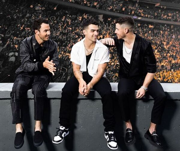 Jonas Brothers Debut New Song Ahead of Tokyo Olympics