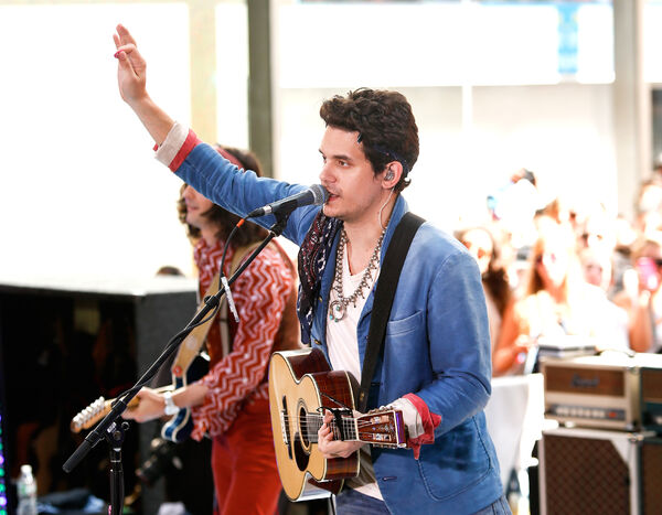 John Mayer to Head Out on Tour in 2022