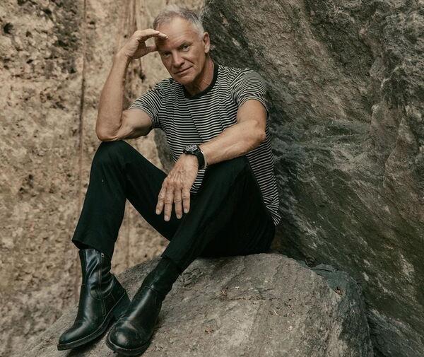 "Sting Drops New Single ""If It's Love"""