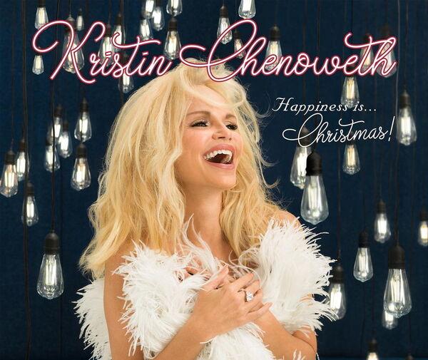 Kristin Chenoweth Announces Holiday Album