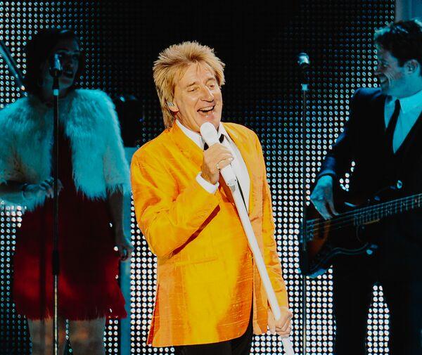 Rod Stewart Announces New Album