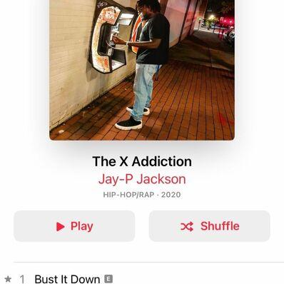 Jay P Jackson