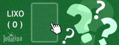 Descartando cartas no jogo
