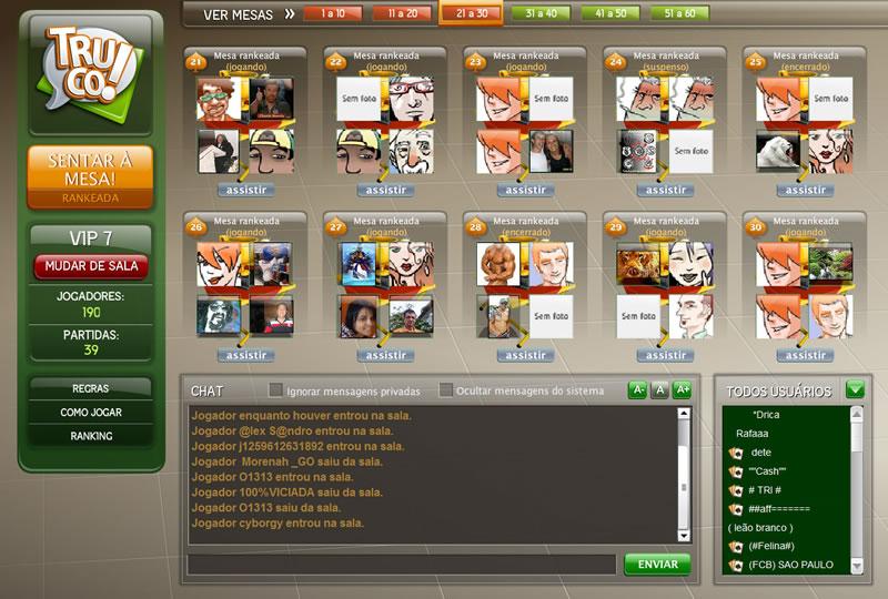 programa para jogar truco online