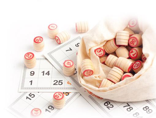 Cartelas Bingo