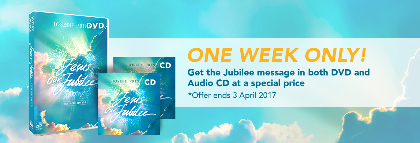 Jesus Our Jubilee Bundle