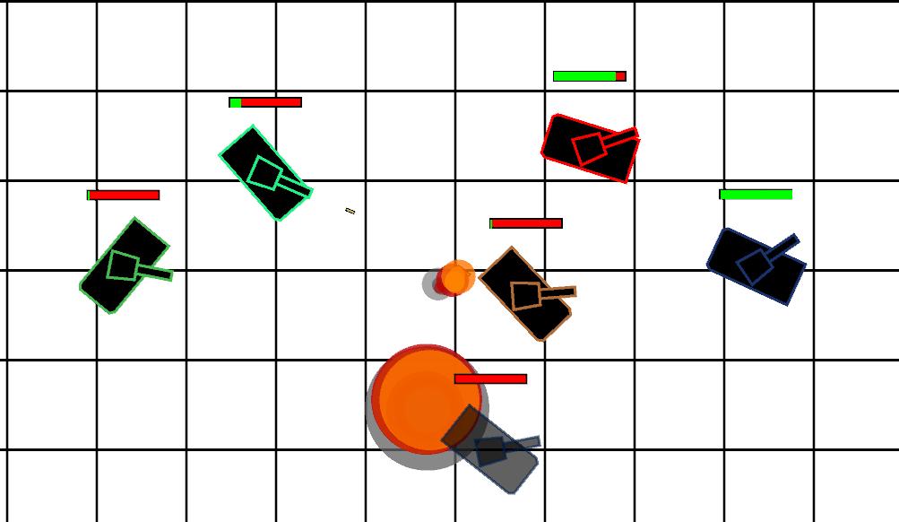 thumbnail for Tank Game Offline