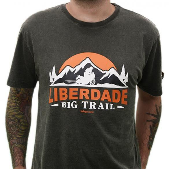 Liberdade Big Trail Verde Estonado
