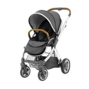 BabyStyle Oyster 2 stroller bayi yang aman, ringan, dan awet.