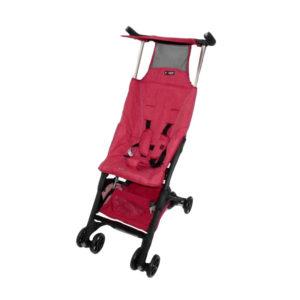 Cocolatte Pockit stroller bayi yang ringan.