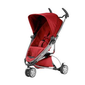 Quinny Zapp Xtra 2 stroller bayi yang berkualitas dan mudah dilipat.