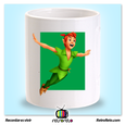 Taza Peter Pan