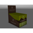 Display de Tabletas de Chocolate Oscuro Carenero 12x60g