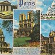 Postal De Francia - Paris3