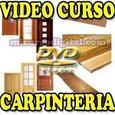Cursoen DVD deCarpinteria (0414) 458 09 44