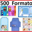 5500 Formatos y Patrones para cajas, tarjetas, invitaciones, lazos, marcos, fondos y mucho más!
