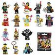 MINIFIGURAS DE LEGO NUEVAS EN SU EMPAQUE DE LA SERIE 8