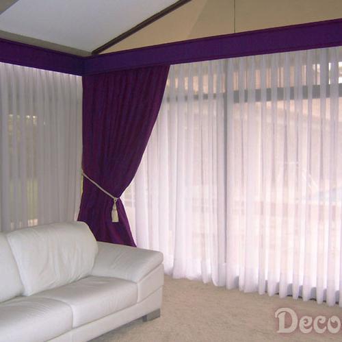 Cortinas diferentes modelos clasicas y romanas cortinas for Modelos de cortinas de tela
