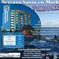 Samana Santa en Mochima