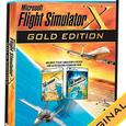 Flight Simulator X: Gold Edition  INGLES ORIGINAL NUEVO