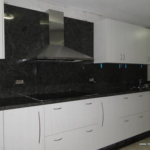 Cocinas empotradas calidad euro desde bs5800 por metro for Muebles de cocina x metro lineal