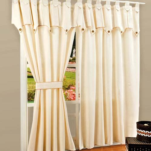 Modelos de cortinas sencillas imagui for Cortinas para dormitorio matrimonio fotos