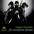 Juegos Originales XBOX - Varios titulos