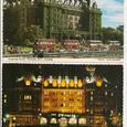 Dos Postales Del Empress Hotel -victoria