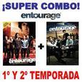 Serie TV ENTOURAGE Combo 1º y 2º Temporada