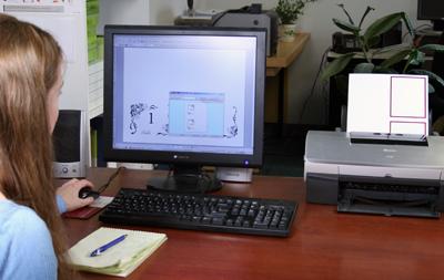 Template & Printer