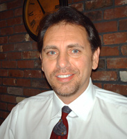 Mike Santillo of Gruppo Cordenons Inc.