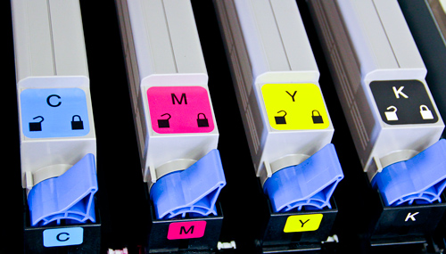 CMYK Printer Inks