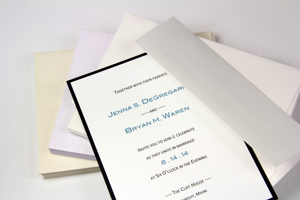 Gmund Wedding Envelopes, Wedding Cream, Limba Smooth, Wedding White