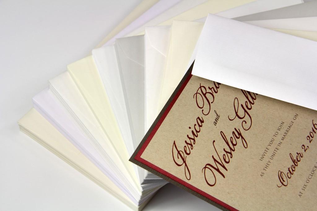 LCI's Thickest Envelopes
