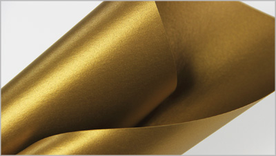 Stardream Antique Gold metallic paper