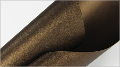 Stardream Bronze metallic brown paper
