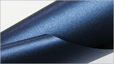 Navy blue metallic paper, Stardream Lapis Lazuli