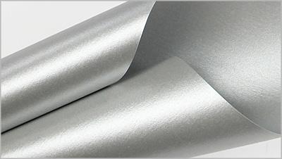 Metallic silver paper, Stardream Silver
