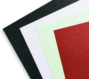 Aspire Petallics papers: Black Ore, Snow Willow, Spearmint, Wine Cup