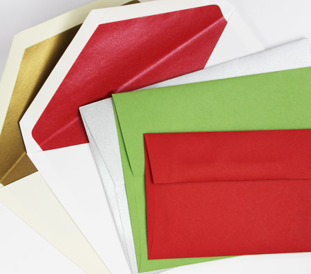 5 Reasons to Let Us Print Holiday Cards & Envelopes for You