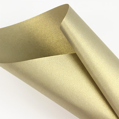 Curious Metallics Gold Leaf - gold metallic paper