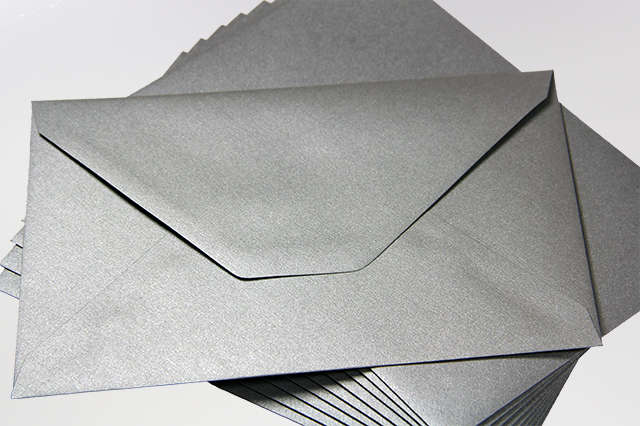 Old World Flap Curios Metallics Ionised envelope