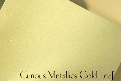 Curious Metallics Gold Leaf