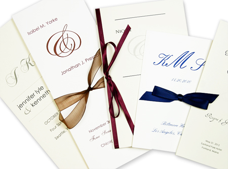 Diy Wedding Programs | Blank Wedding Programs