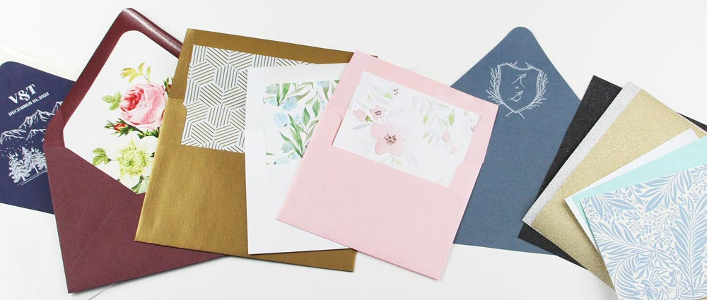 LCI Paper envelope liner paper collection consists of straight & euro flap envelope liners available in several popular colors, finishes, sizes.